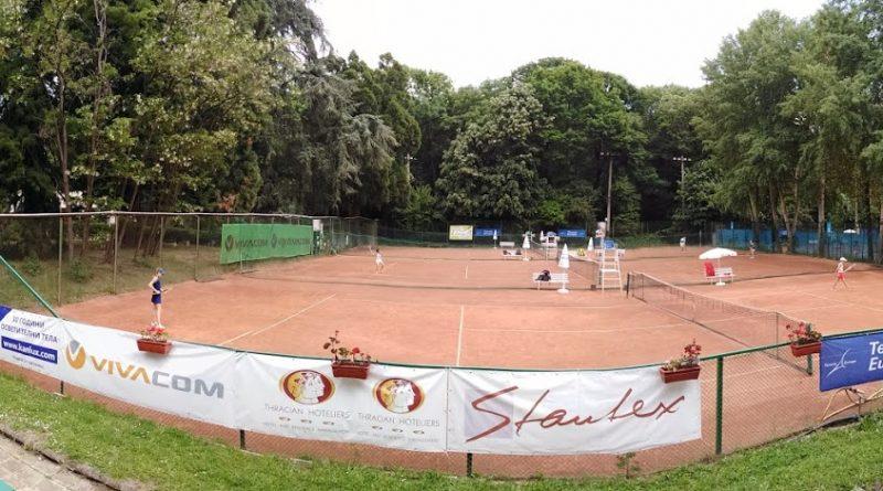"""7 български тенисисти са на осминафинал на """"Bulgaria Cup"""""""