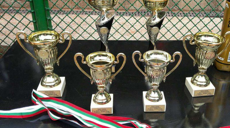 Тенис турнир за любители работещи в сферата на IT