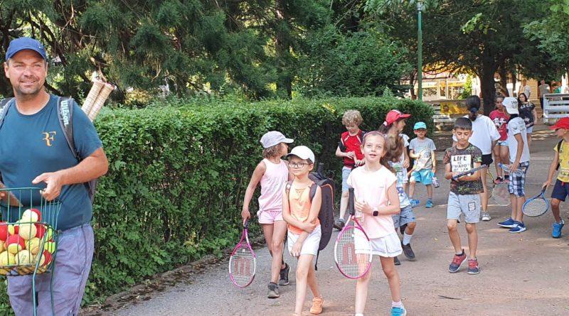 Децата предпочитат лагерите в БНТЦ заради прохладата на кортовете