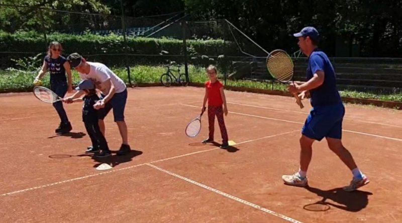 БНТЦ продължава инициативата за безплатно обучение по тенис за деца аутисти